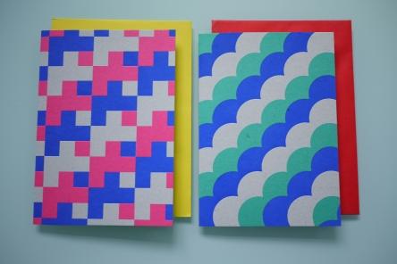 Grafika cards, @.80 each, Nineteen 73